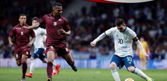 จวกบอลยับ อาร์เจนติน่าพ่ายสเปน