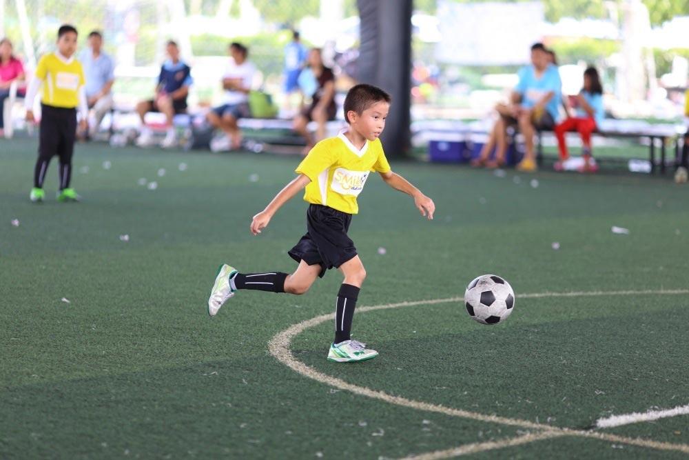 เทคนิคฝึกเล่นฟุตบอล